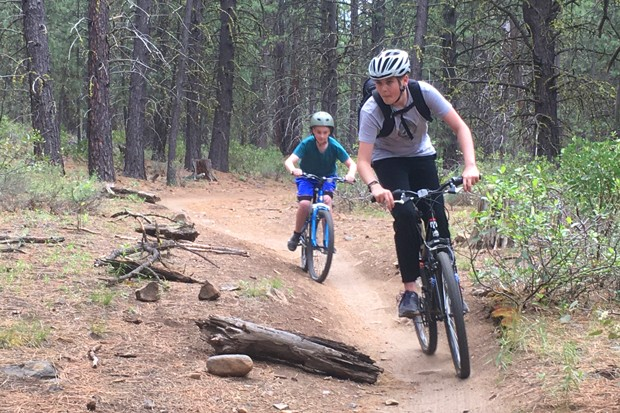 Phil's Trailhead is Bend's well-known bike network and the start of over 300 miles of single track mountain biking winding throughout the Deschutes National Forest. - JARED MOSS