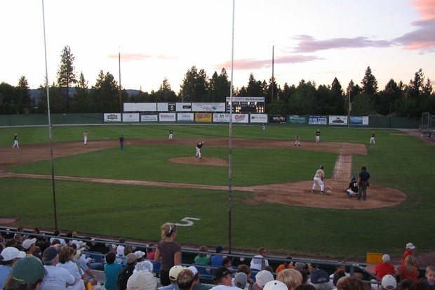 The crack of the bat will herald a new season as the boys of summer retake the field at Vince Genna Stadium. - DAMIAN FAGAN