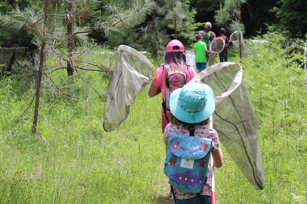 Take the time to explore and have fun with your kids this summer. - DESCHUTES LAND TRUST