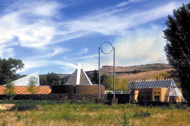 The Museum at Warm Springs. - COURTESY MUSEUM AT WARM SPRINGS