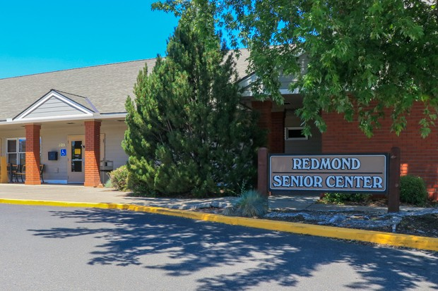 There's some remodeling happening at the Redmond Senior Center, and some rooms are being converted to better serve their members. - JACK HARVEL