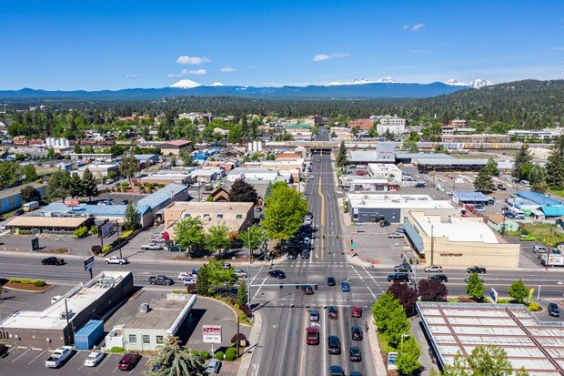 Bend Central District is adding its own First Friday featuring art and local businesses starting Aug. 6. - COURTESY BEND CENTRAL DISTRICT