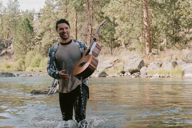 """A live look at Meekoh during his video shoot for """"From The River."""" - COURTESY MEEKOH"""