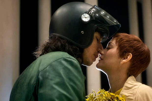 """Adam Driver and Marion Cotillard absolutely sing in """"Annette."""" - PHOTO COURTESY OF AMAZON"""