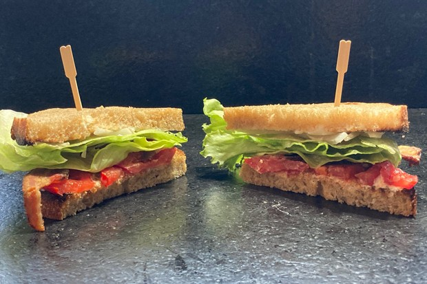 Read below to discover the secret of how to avoid a soggy sandwich. - ARI LEVAUX