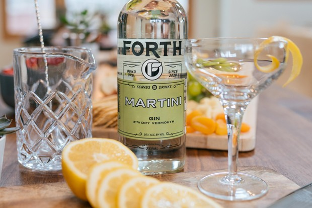 Welcome to a new world of cocktails. - COURTESY FORTH DISTILLED GOODS