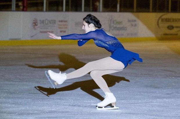 A membership with Bend Ice Figure Skating Club means you're automatically a member of the U.S. Figure Skating organization. - COURTESY BEND ICE FIGURE SKATING CLUB