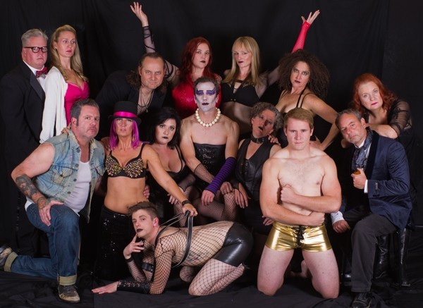 The Rocky Horror Picture show 10/30 & 10/31.