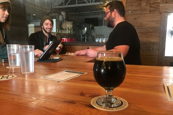 Grixsen Brewing is a new brewery on the scene in Portland and is part of the new Eastside PDX Ale Trail.