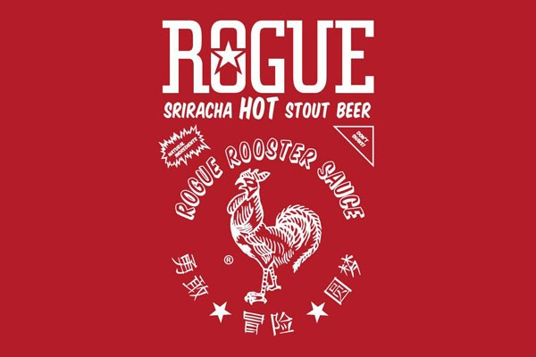 "Sriracha Hot Stout: The epitome of ""prank"" beer. - SUBMITTED"