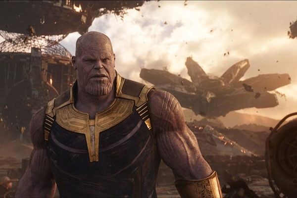 "Fim reviewer Rasic revisited 18 films leading up to ""Avengers: Infinity War."" - MARVEL"