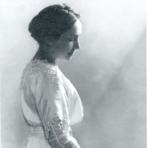 Early Bend educator Ruth Reid. - COURTESY DESCHUTES COUNTY HISTORICAL SOCIETY.