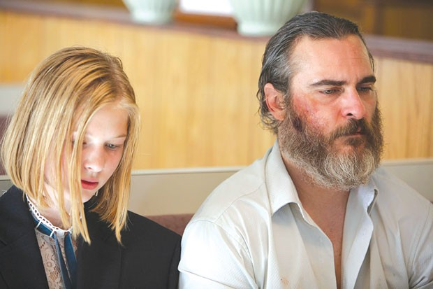 Joaquin Phoenix and Natalie Portman make everything better. - ALISON ROSA