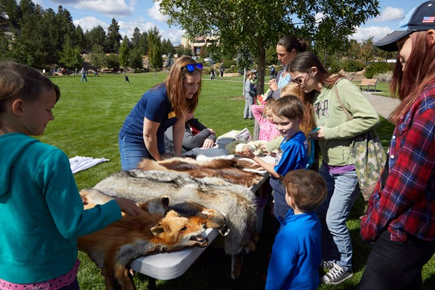 Bring the kids to the Discover Nature Festival Sept. 9. - SUBMITTED