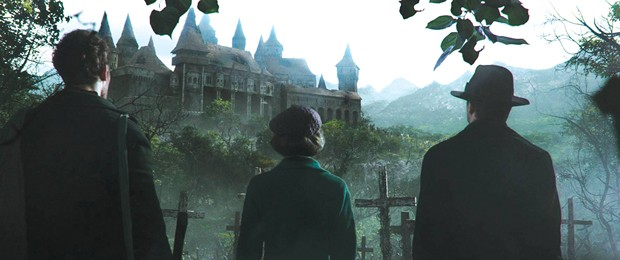 How much more foreboding does a castle need to look before you just avoid it altogether? - PHOTO COURTESY OF WARNER BROS.