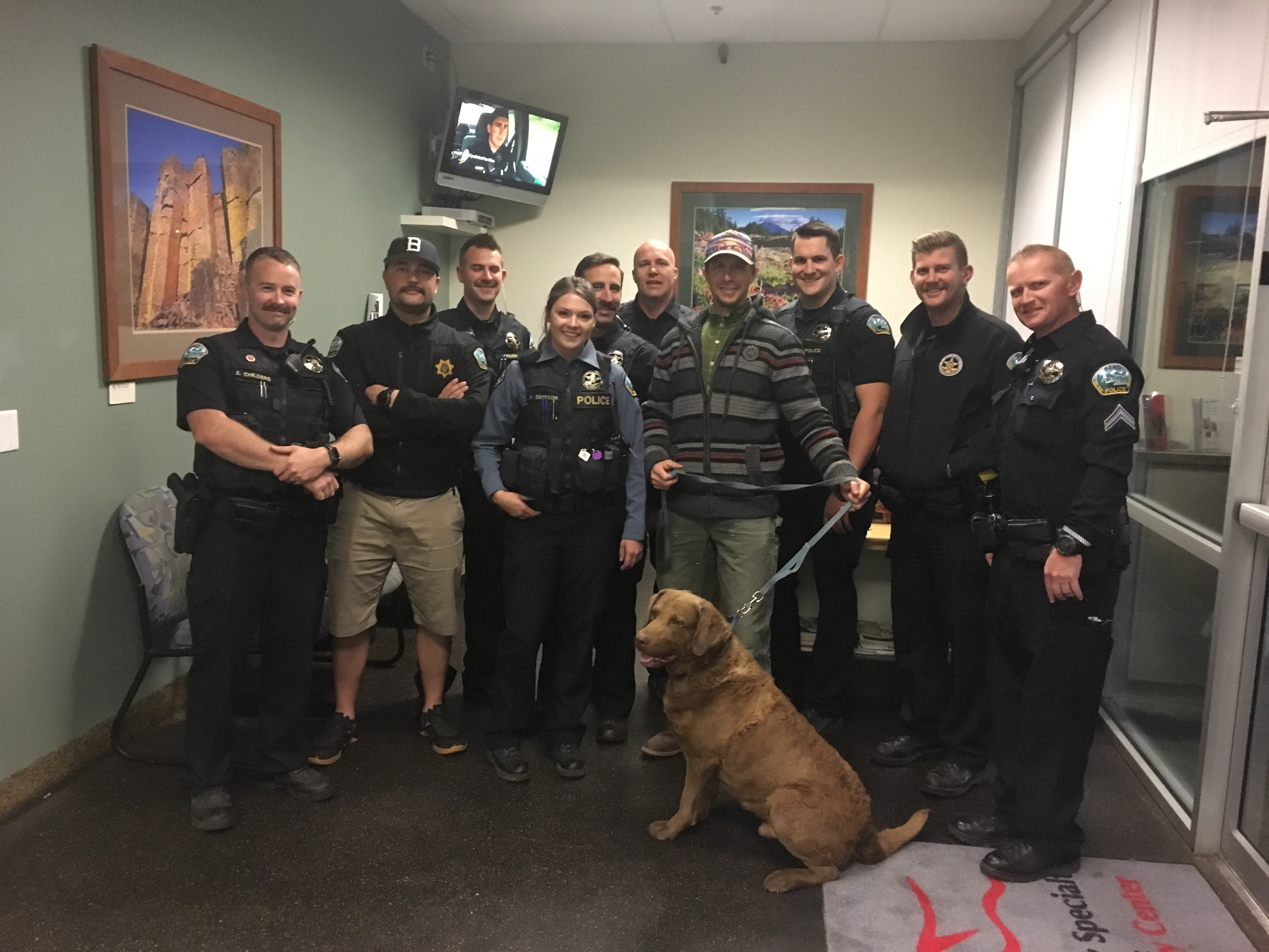 Stolen Dog Reunited | Local News | Bend | The Source Weekly