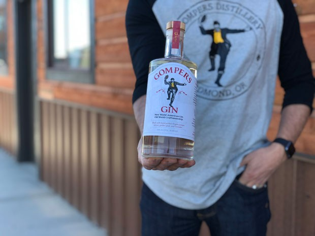 Gompers Distillery is using an Indiegogo campaign to open the first distillery in Redmond. - LISA SIPE