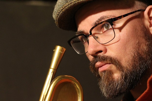 Charlie Porter studied at Juilliard and has traveled the world playing trumpet. He performs at Cascades Theatre on 11/17—part of the routinely sold-out Jazz at Joe's series. - SUBMITTED.