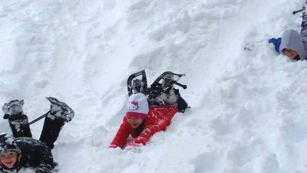 Jr. Snow Ranger Program at Mt. Bachelor. - SUBMITTED