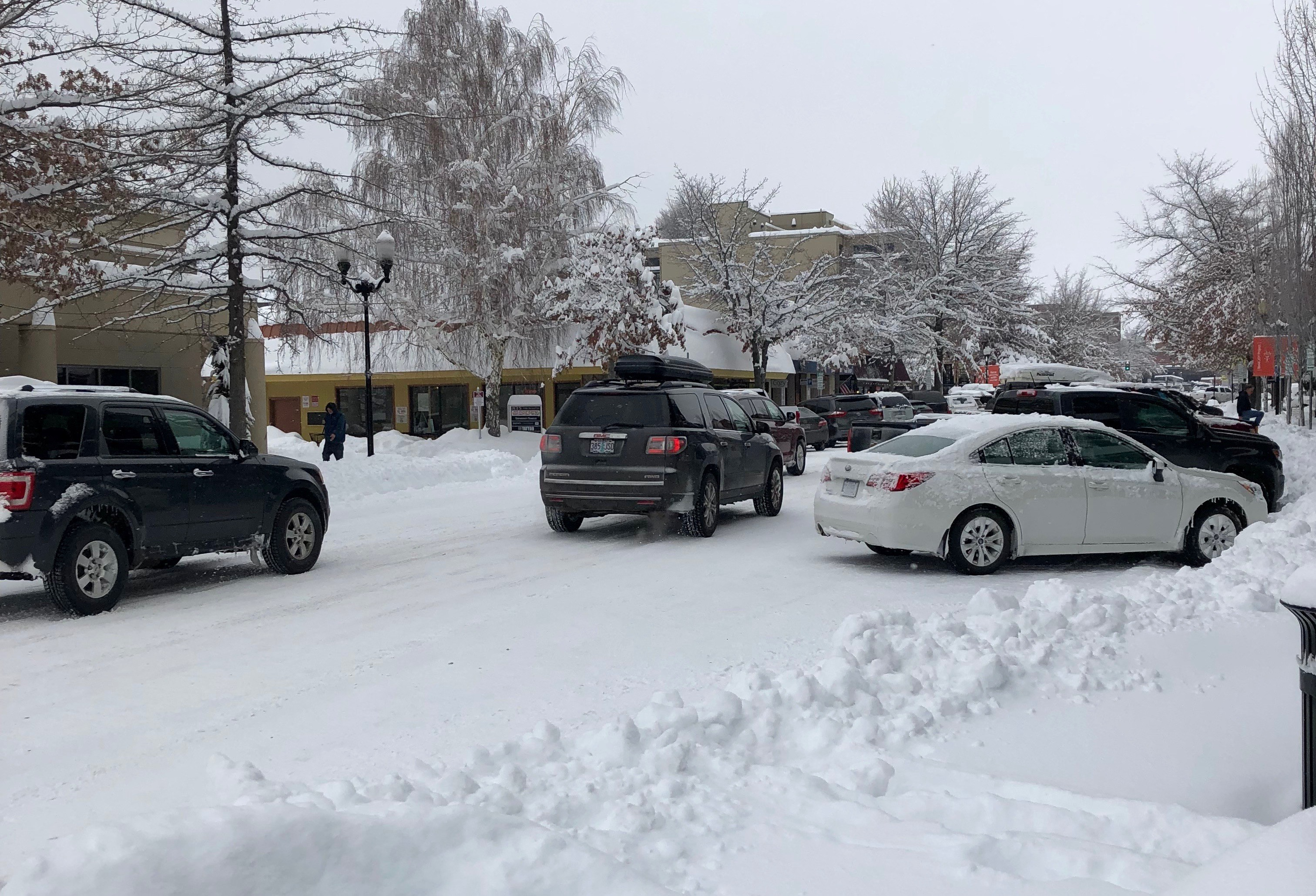 Yikes! That Downtown Parking    | Local News | Bend | The Source