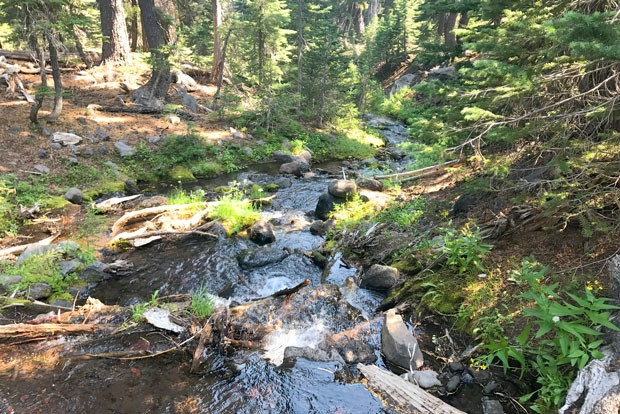 The Natural Resources Management Act included an official name change for Central Oregon's 