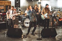 <p><h3>Spoken Moto</h3></p> <p><b>310 SW Industrial Way, Bend</b></p> <p>This is not your typical coffee shop. A mechanic's shop turned into a food truck, music and motorcycle haven – Moto is always having great artists on the ticket. You'll hear some folk artists who will blow you away, some garage rockers to keep things lively and maybe even a little jazz to smooth things out from time to time. Indoor as well as outdoor shows, depending on the weather.</p>
