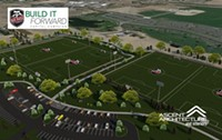 A glimpse of what the BFCT Complex could one day look like.