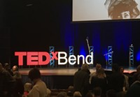 TEDxBend 2018 was held at Bend High School on March 31.