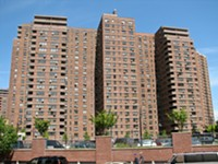 An affordable housing project in New York.