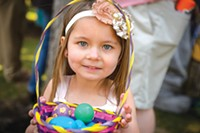 Sunriver Resort Easter Brunch and Egg Hunt April 21.