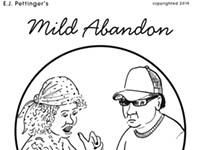 Mild Abandon—week of June 6