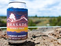 A Sunset-Worthy Beer Collaboration