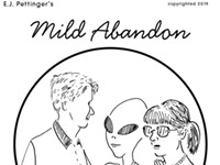 Mild Abandon—week of August 1