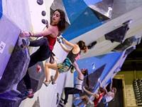 USA Climbing Bouldering Nationals