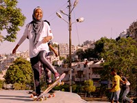 Boarding in Jordan