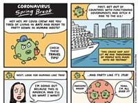 Coronavirus Spring Break