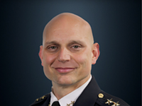 Q & A With New Bend Police Chief Mike Krantz