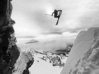 Pro File: Lucas Wachs Loves Pillows, Puppies and Powder Stashes