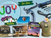 2020 Gift Guide: Joy for Him