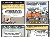 Crushing Dissent