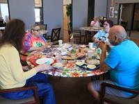 New Ideas At Senior Center