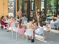 Four New Restaurants Open at The Grove