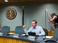 Best Reason to Attend a City Council Meeting