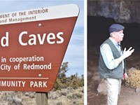 Central Oregon's Underground World