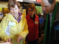 New Law Helps Bend Food Bank