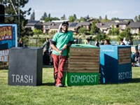 Composting and Concerts: Together at Last