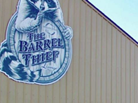 The Barrel Thief Lounge Changes Direction