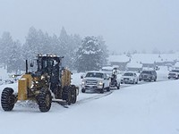 Bend Implements Snow Parking Restrictions