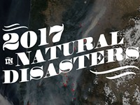 2017 in Natural Disasters