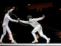 High Desert Fencing Club Needs New Digs